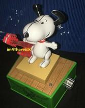 Hallmark 2017 Christmas Dance Party Peanuts Snoopy - $199.99