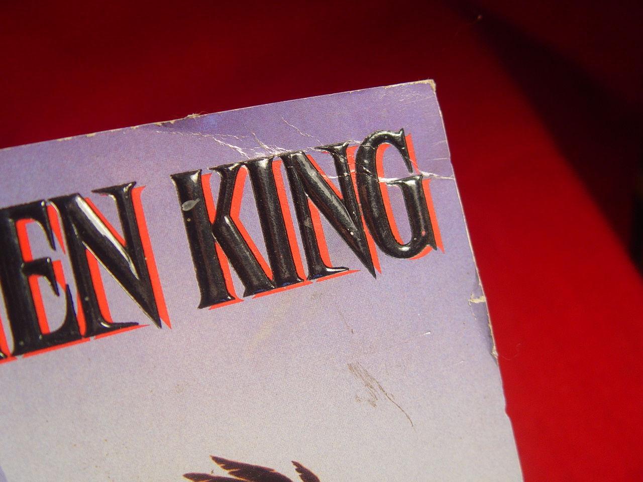 Stephen King DARK TOWER I, THE GUNSLINGER, 1988 1st Plume Edition