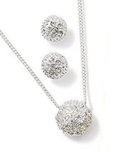 Avon Abrianna Necklace & Earring Gift Set - $15.99
