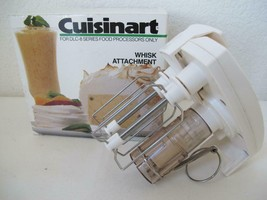 Cuisinart Whisk Attachment DLC-855 for Food Processor DLC-8 Whip Whisk Mix - $14.99