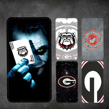 wallet case Georgia Bulldogs LG V30 V35 G6 G7 Google pixel XL 2 2XL 3XL - $17.99