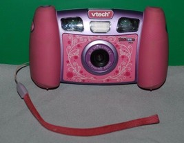 Vtech Kidizoom Plus Pink Camera 2.0 Megapixel 2X Digital Zoom Works - $12.95