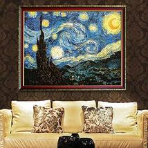 OZMI Jigsaw Puzzles 1000 Pieces for Adults and Kids, Starry Night Adult Jigsaw P image 5