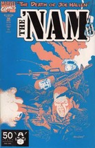 Comic Book The Nam #56 Marvel May 1991 - $14.11