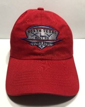 NFL North Texas Host To Superbiwl 2011 Cap Hat Adult Adjustable Red Cotton - $10.40