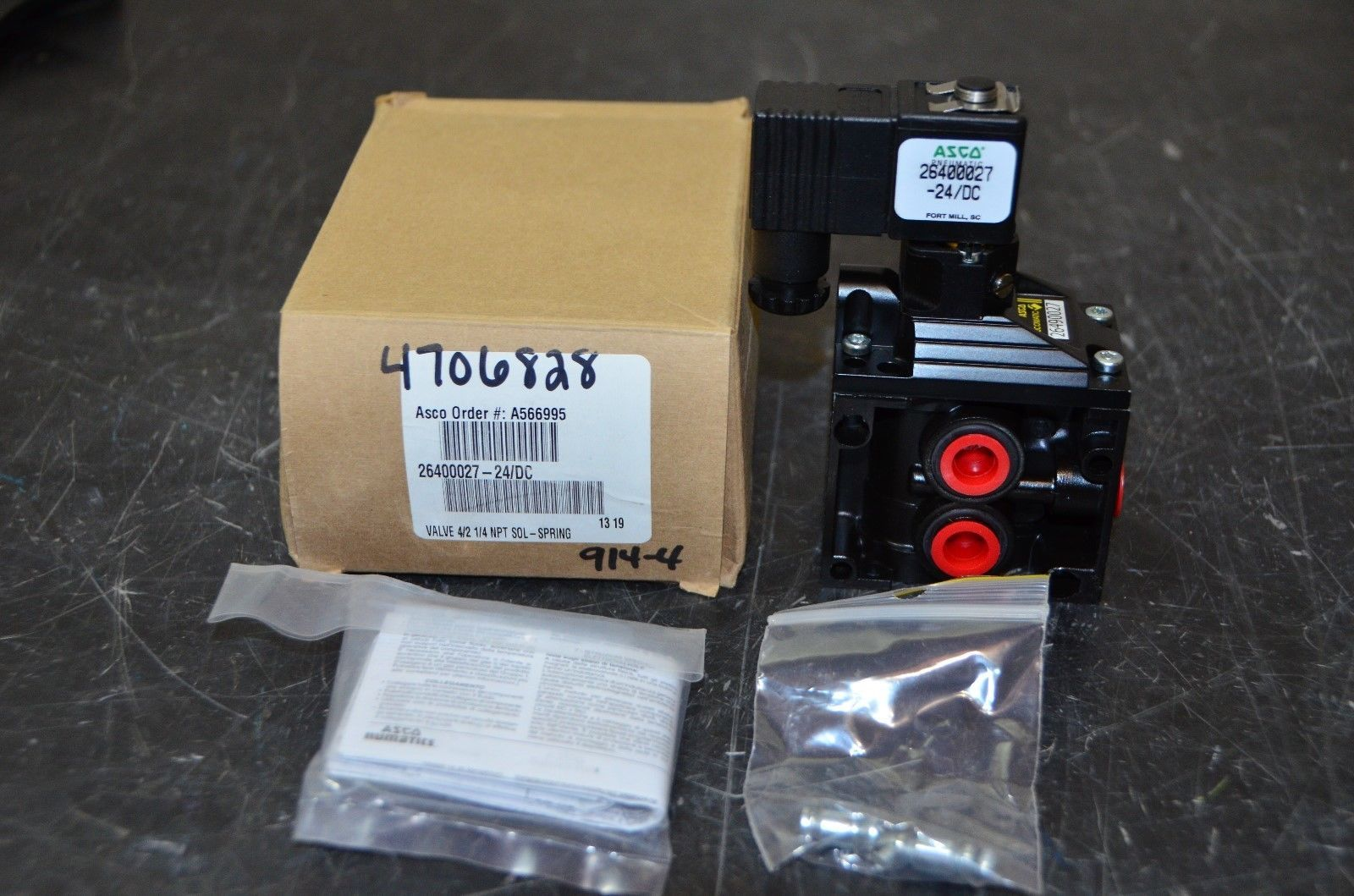 Asco joucomatic 26400027 24dc 26490027 and 50 similar items asco joucomatic 26400027 24dc 26490027 42 14 inline single solenoid valve ccuart Image collections
