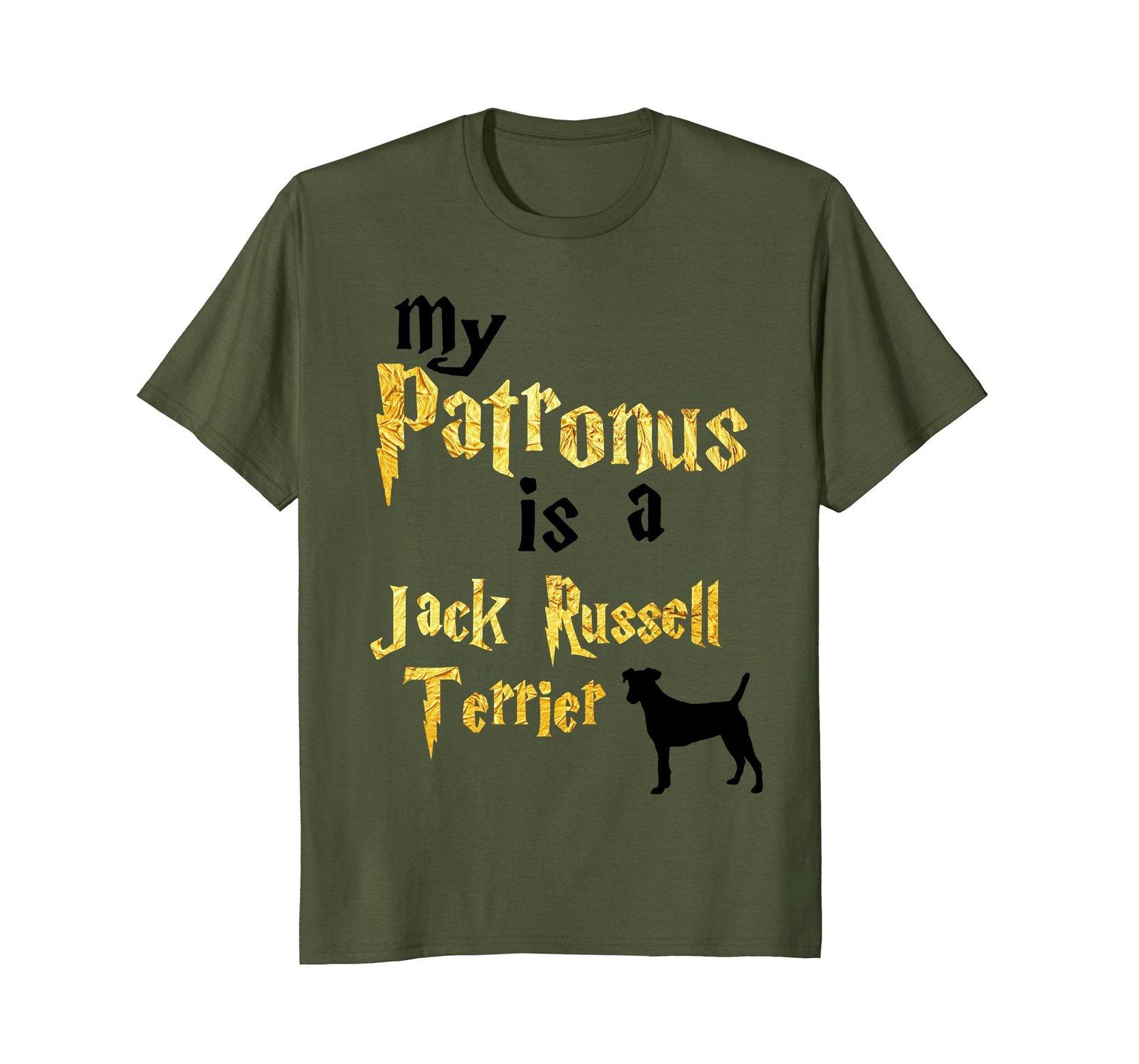 My Patronus Is A Jack Russell Terrier - Jack Russell Terrier