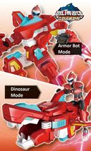Miniforce Megalodon Sammy Transformation Action Figure Super Dinosaur Power 2 image 5