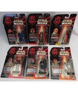 Star Wars episode 1 Hasbro action figures collection of 6 - $35.00