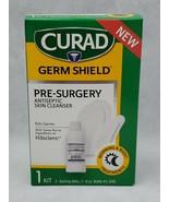 Curad Germ Shield Pre-Surgery Antiseptic Skin Cleanser Kit (similar hibi... - $7.00