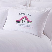 Personalized Direct Personalized Shoe Fanatic Pillow Case - $8.99