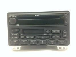 Ford CD Cassette radio + CDC. OEM factory original stereo - $104.97