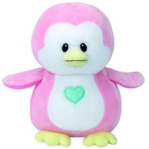 Penny Pink Penquin Baby Ty 8 inch - Stuffed Animal for Baby by Ty (32156) - $11.45
