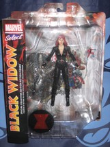 Disney Store Marvel Select Black Widow Special Collector Edition Action ... - $25.00
