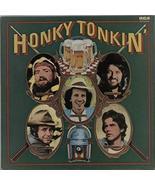 Honky Tonkin' [Vinyl] Willie Nelson; Gary Stewart; Waylon; Bobby Bare an... - $22.38