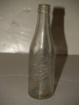 Vintage Soda Bottle:Dr Pepper Embossed-Good for Life-Greenville, SC-Clear - $19.59