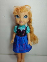 Disney Frozen Anna Toddler Doll Pre-movie version - $19.80