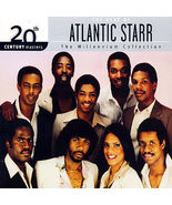 The Best Of Atlantic Starr: 20th Century Master... - $9.00