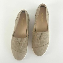 Nine West Slip Ons Size 6 Grey/Tan - $24.75