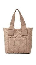Marc Jacobs Women's Nylon Knot Small Tote - French Grey - $225.00