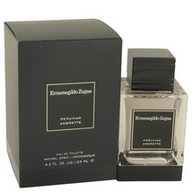 Peruvian Ambrette By Ermenegildo Zegna Eau De Toilette Spray 4.2 Oz For Men - $203.95
