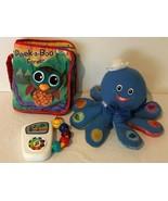 Baby Einstein Octopus Classical Music Toy Lamaze Book Developmental Baby... - $24.99