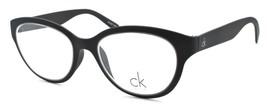 Calvin Klein CK5828 001 Women's Eyeglasses Frames 50-18-140 Black ITALY - $54.25