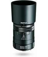 smc PENTAX-D FA MACRO 100mmF2.8 WR High-definition macrolens with a simp... - $551.24