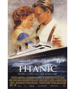 "Titanic Movie 24x36"" Poster! - $11.14"