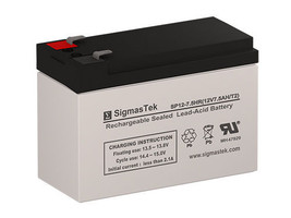 Crown Battery 12CE7.5-F2 Replacement By SigmasTek - $19.79