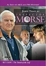 Inspector Morse: Set Eight: The death Of The Self  3X DVD ( Ex Cond.)  - $20.80