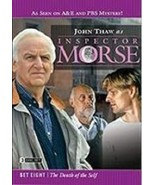 Inspector Morse: Set Eight: The death Of The Self - 3X DVD ( Ex Cond.)  - $23.80