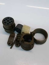 ITT Cannon End Bell Assembly CA3106F24-11S MS 3106E-24 - $194.00