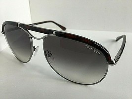 New Tom Ford  59mm Tortoise Sunglasses Italy - $149.99