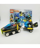 LEGO Alpha Team ATV&Sub #6774 - Incomplete - Includes Instructions & One... - $24.70