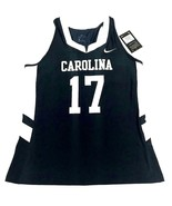 NIKE WOMENS MEDIUM NORTH CAROLINA TAR HEELS LACROSSE JERSEY NAVY 881259-420 - $22.49