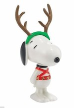 """Department 56 Peanuts Snoopy By Design """"Sled Dog"""" Christmas Figurine #40... - $27.23"""