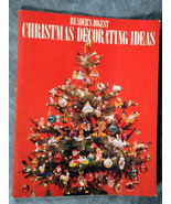 Reader's Digest Christmas Decorating Ideas - Condensed From Family Circle - $2.25