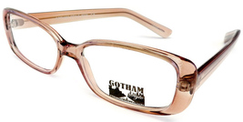 Gotham Style 218 Eyeglasses in Brown - $25.00