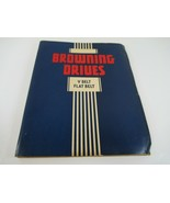 Browning Manufacturing Catalog 1944 Belts Drives Pulleys Sheaves Kentuck... - $48.37