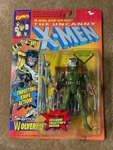 """Marvel Uncanny X-Men  5"""" Wolverine with Thrusting Knife Action 1993 5th Edition - $12.86"""