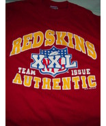 Red Skins NFL XXL Team Issue Authentic 1994  Size Small - $12.00