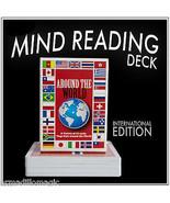 Around The World - Mind Reading Deck - Magic Trick - Magic Makers Inc. - $21.95