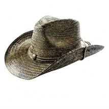 CS60-56 WESTERN COWBOY HATS RUSH COWBOY HAT  One Size NWT FREE SHIPPING - $31.78