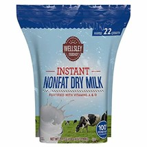 Wellsley Farms Nonfat Dry Milk Shelf Life up to 24 Months, 70.4 oz. - $37.43