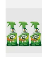 Lime-A-Way Bathroom Cleaner, Removes Lime Calcium Rust 32 oz (Pack of 3) - $29.69