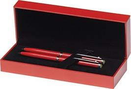 Sheaffer Ferrari 200 Series, Rosso Corsa, Chrome Trim, Ballpoint Pen & 0.7mm Pen - $63.98