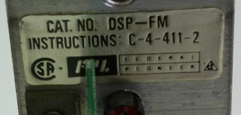 FEDERAL PIONEER DSP-FM FEEDER MODULE DSPFM image 2