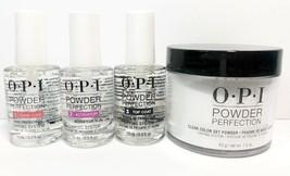 OPI DPL00 Alpine Snow Dipping Powder size 1.5 oz - Powder Perfection Dip Powder  - $56.08