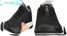 adidas Women's Crazytrain Elite Cross Trainer 7, Black/Carbon/Clear Orange - $60.28